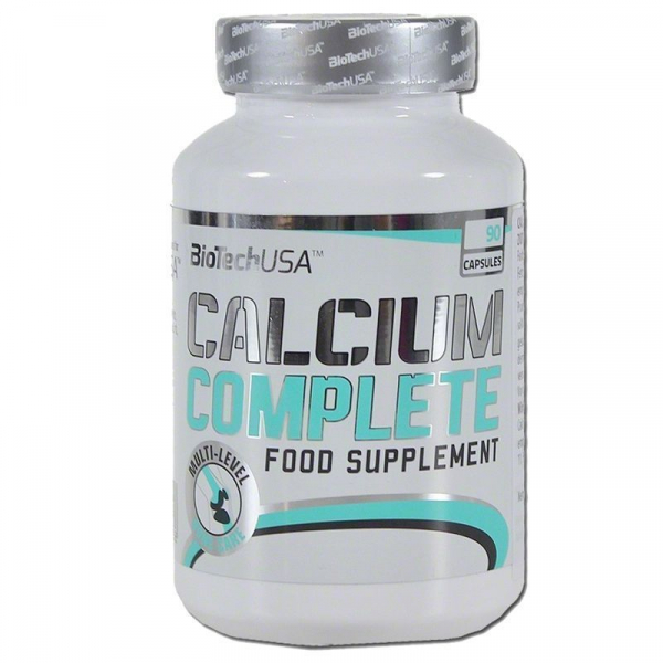 BIOTECH USA Calcium Complete 90 kapslí