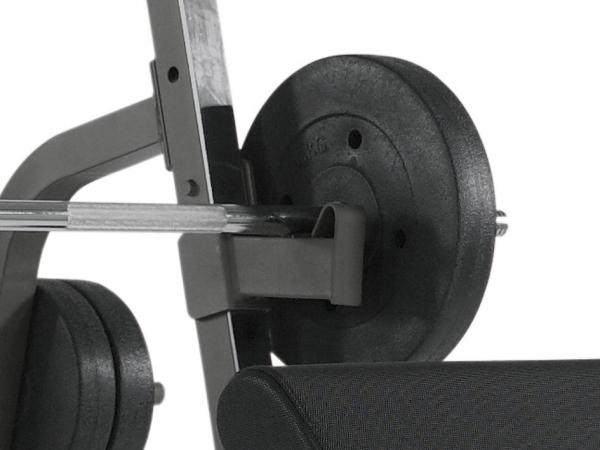 Posilovací lavice s kladkou Hammer Solid XP detail 01