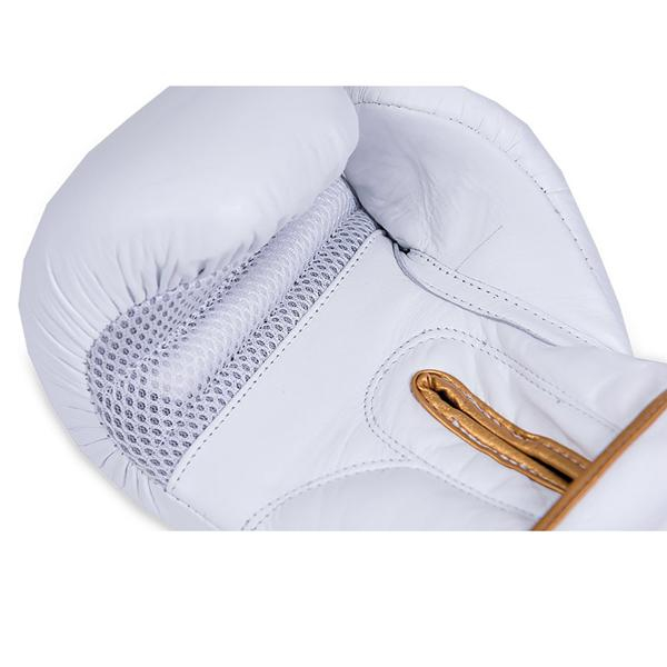 Boxerské rukavice kožené DBX BUSHIDO DBD-B-2 detail