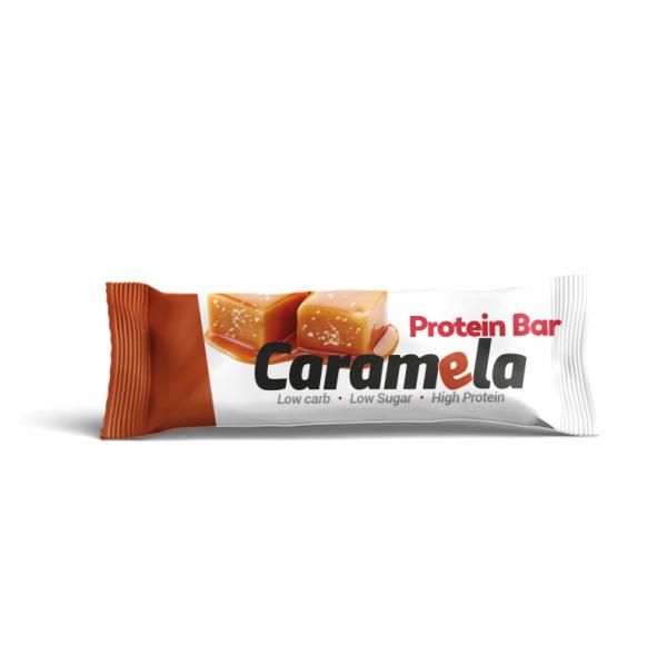 CZECH VIRUS Caramela protein bar 45 g