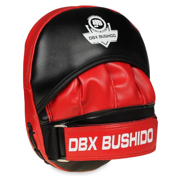 Boxerské lapy DBX BUSHIDO ARF-1118a single back