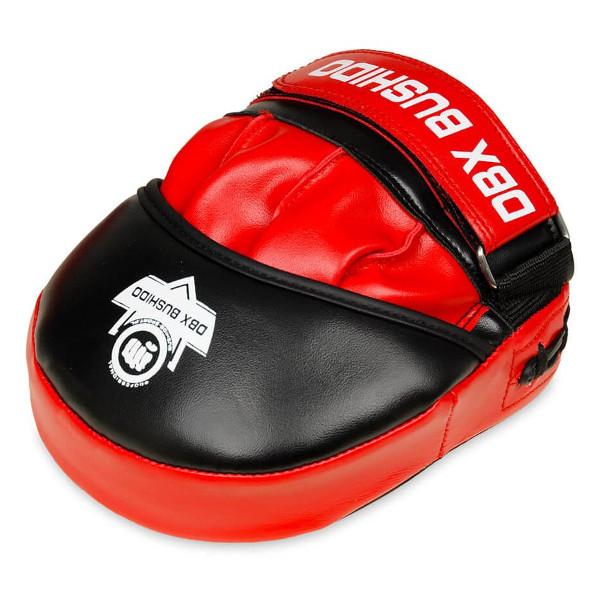 Boxerské lapy DBX BUSHIDO ARF-1118a single zeshora