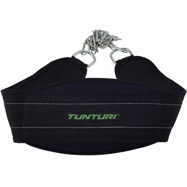 Opasek s řetězem TUNTURI nylon detail
