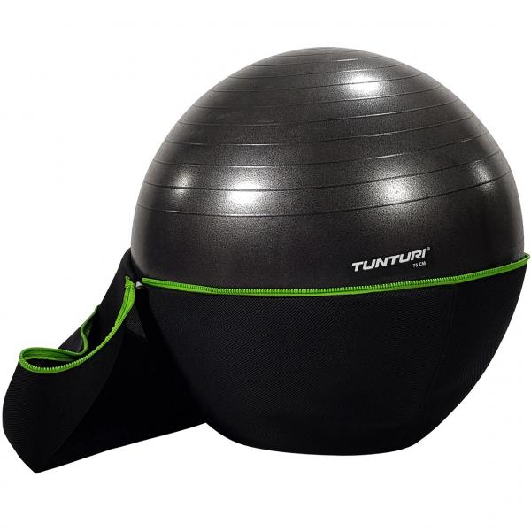 Potah na gymnastický míč TUNTURI rozepnutý
