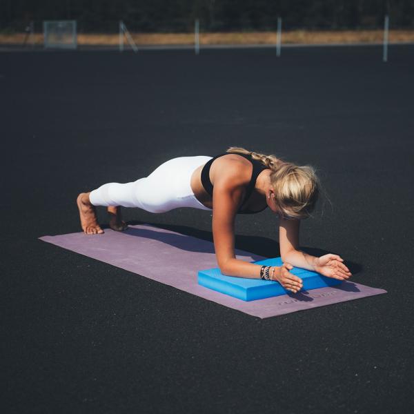 Jóga blok balanční TUNTURI workout 1