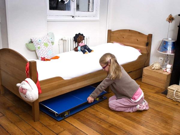 Stůl na stolní tenis Dětský stůl na stolní tenis Cornilleau mini 1