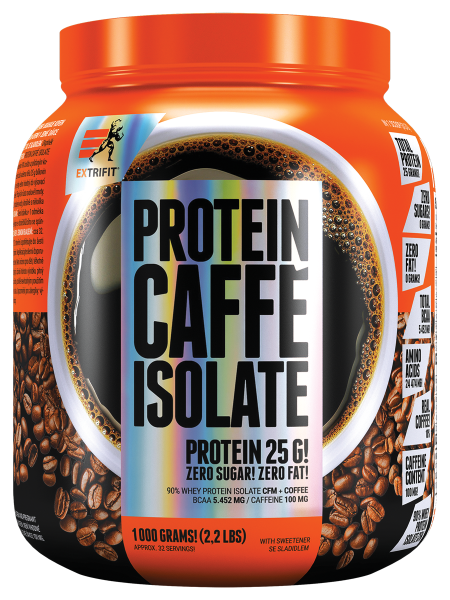 EXTRIFIT Protein Caffé Isolate