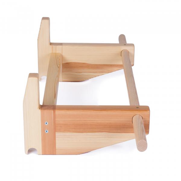 Dřevěná hrazda na ribstole Fitham_03