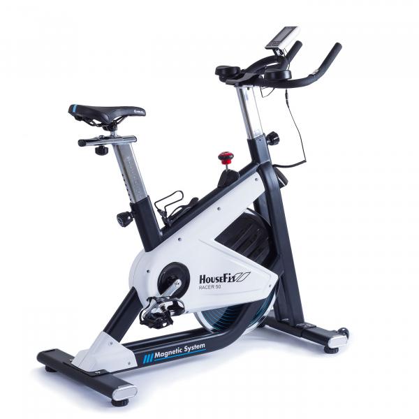 Cyklotrenažér HouseFit Racer 50