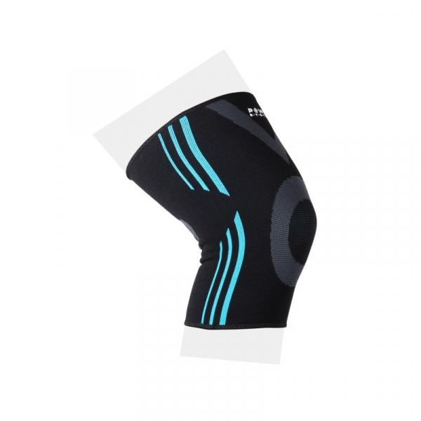 Bandáže na kolena Knee Support EVO POWER SYSTEM modré