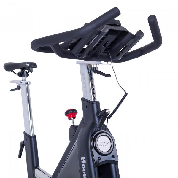 Cyklotrenažér HouseFit Astra_nastavení řidítek