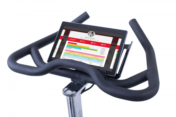 Cyklotrenažér HouseFit Astra s tabletem
