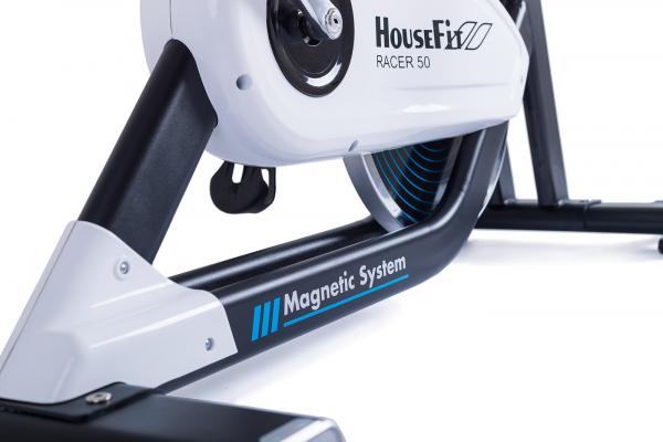Cyklotrenažér HouseFit Racer 50_magnetic
