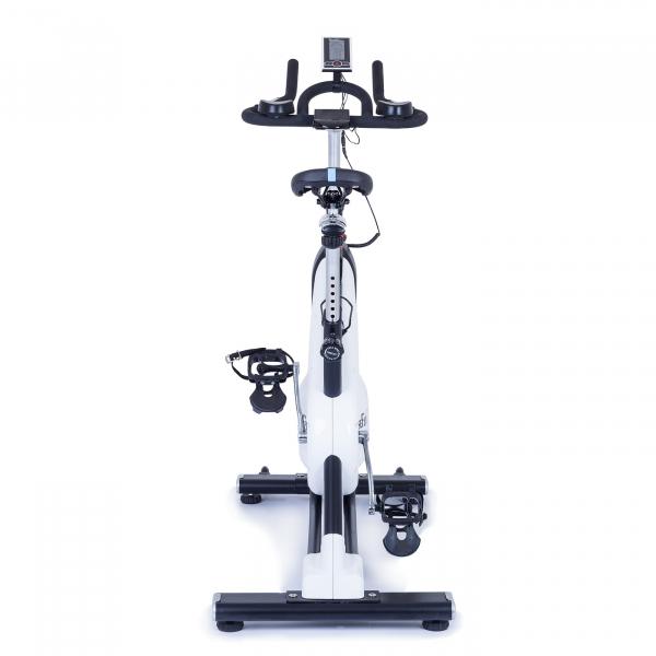 Cyklotrenažér HouseFit Racer 50_zezadu