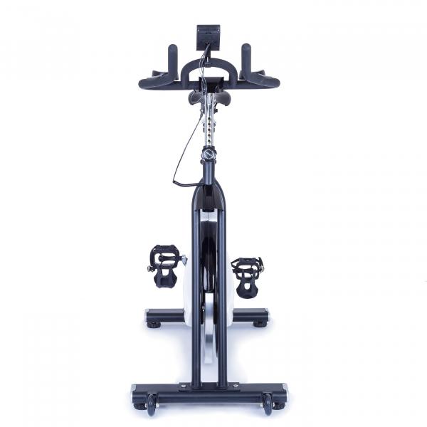 Cyklotrenažér HouseFit Racer 50_zpředu
