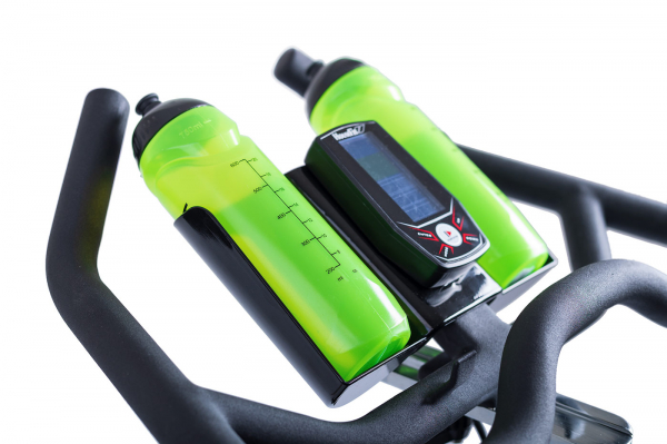 Cyklotrenažér HouseFit Racer 70_držák na lahve