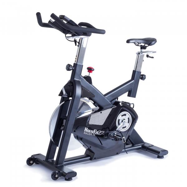 Cyklotrenažér HouseFit Racer 70_přední pohled