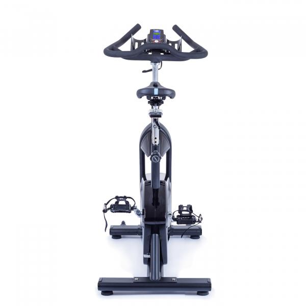 Cyklotrenažér HouseFit Racer 70_zezadu