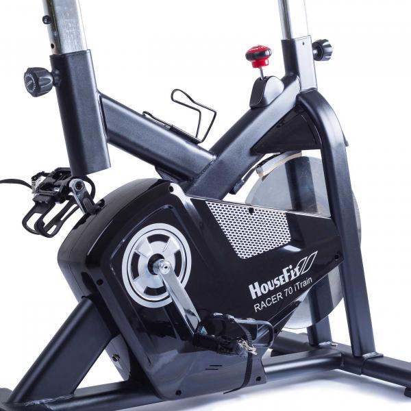 Cyklotrenažér HouseFit Racer 70 iTrain_tělo trenažéru