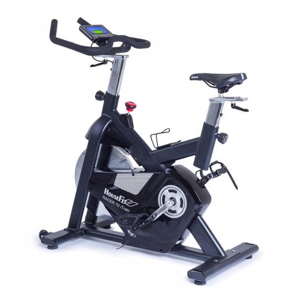 Cyklotrenažér HouseFit Racer 70 iTrain_zadní pohled