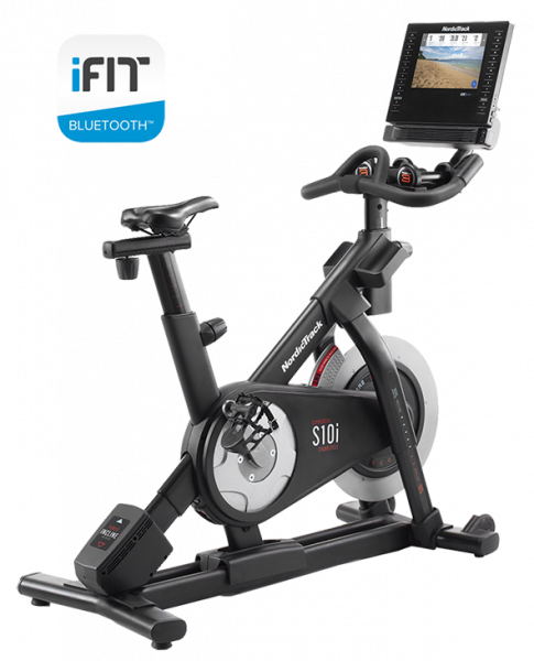 Cyklotrenažér Nordictrack commercial S10i Studio + iFit