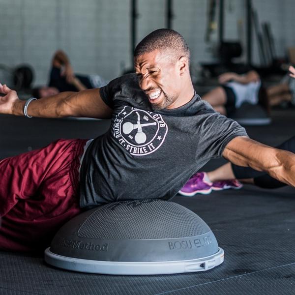 BOSU ® Balance Trainer ELITE workout 1