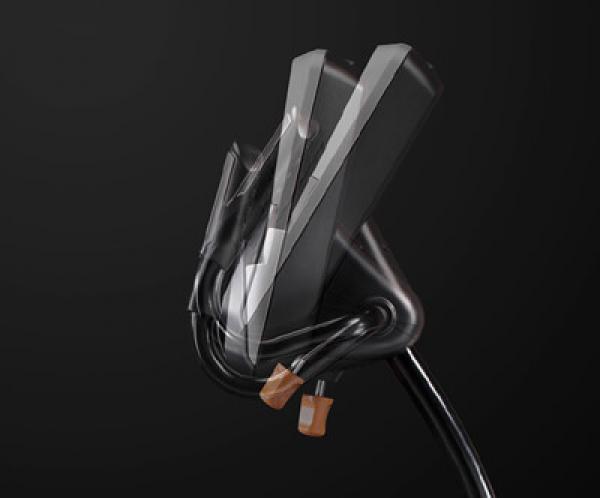 Rotoped NordicTrack Commercial VR21_polohování kokpitu