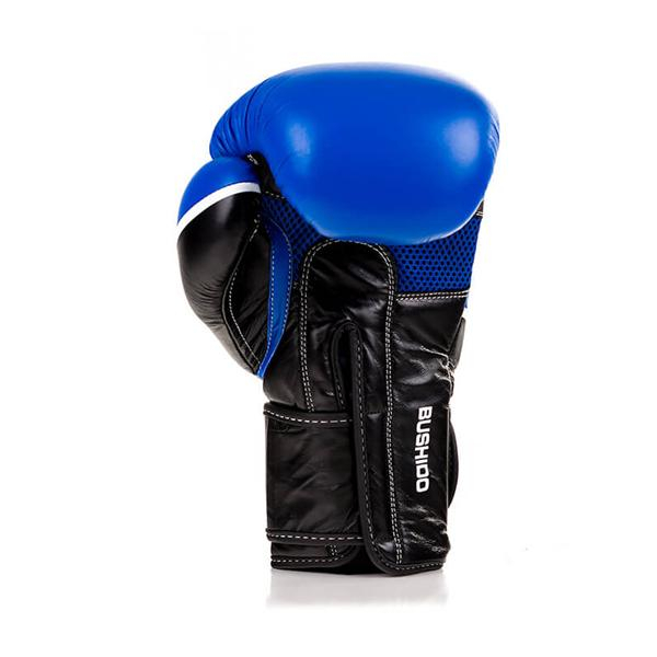 Boxerské rukavice kožené DBX BUSHIDO DBD-B-2 v2 detail 2