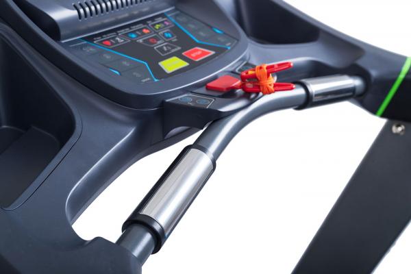 Běžecký pás Housefit Spiro 90 iRun dlaňové snímače