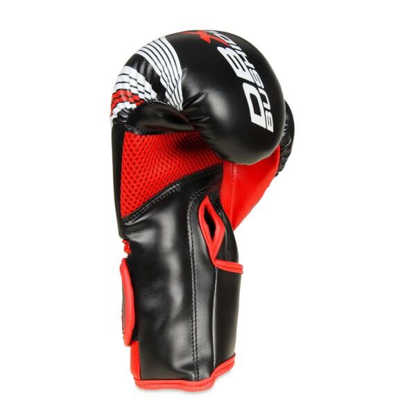 Boxerské rukavice - dětské DBX BUSHIDO ARB-407 6 oz. červená detail 1