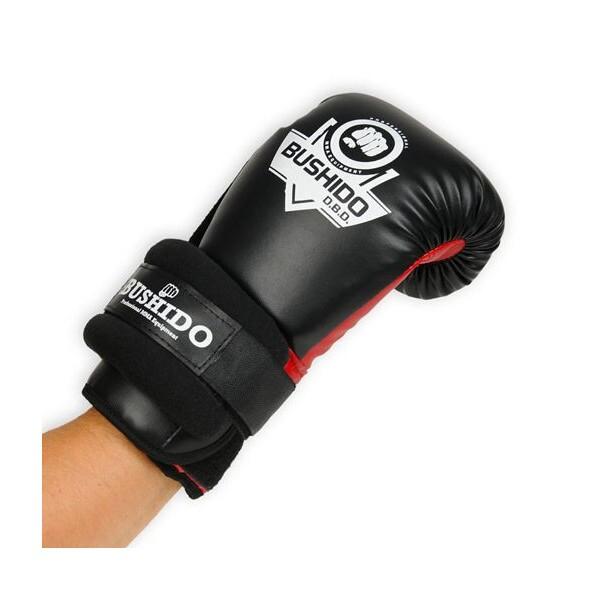 Přídavné závaží k rukavicím DBX BUSHIDO - červené