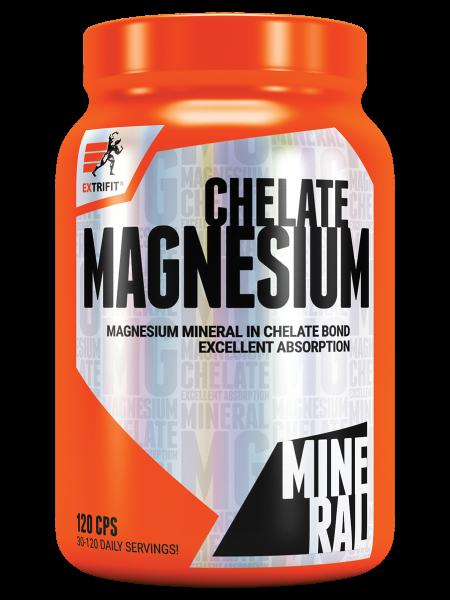 EXTRIFIT Magnesium Chelate 120 kapslí