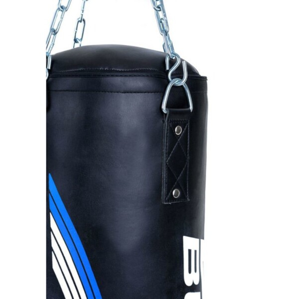 Boxovací pytel DBX BUSHIDO Elite 130 cm, modrý - prázdný detail