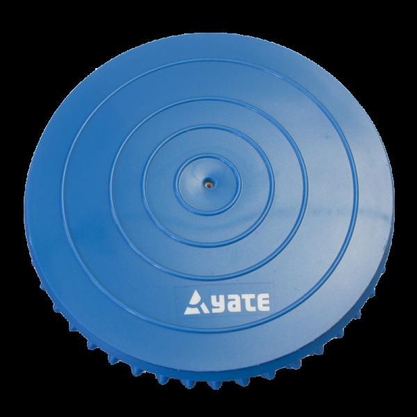 Masážní polokoule YATE modrá spodek