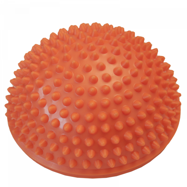Masážní polokoule YATE oranžová