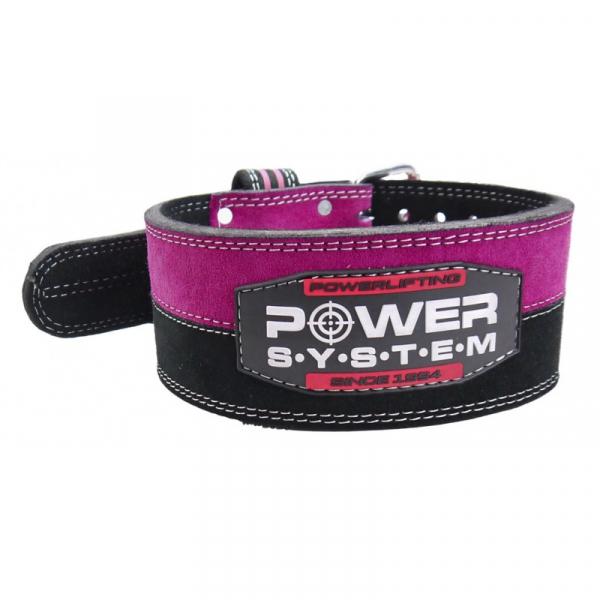 Powerlifterský opasek Strong Femme POWER SYSTEM single