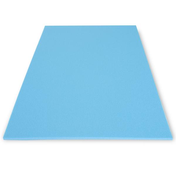 Podložka na cvičení malá světle modrá