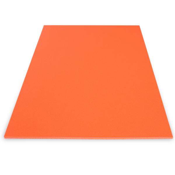 Podložka na cvičení malá oranžová