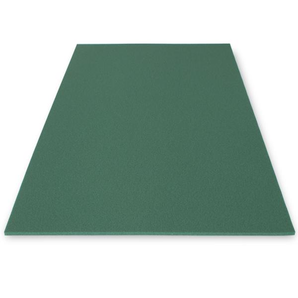 Podložka na cvičení malá tmavě zelená