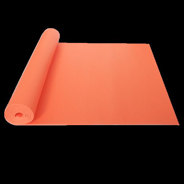 Jóga podložka s obalem oranžová