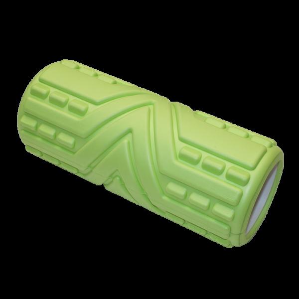 Masážní válec 33 cm zelený