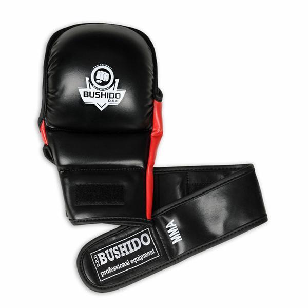 MMA rukavice DBX BUSHIDO ARM-2011 omotávka