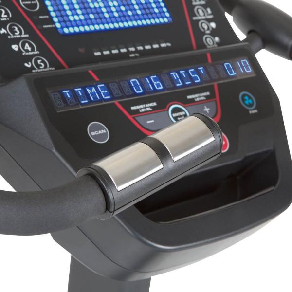 Rotoped FINNLO Maximum UB 8000 dlaňové snímače