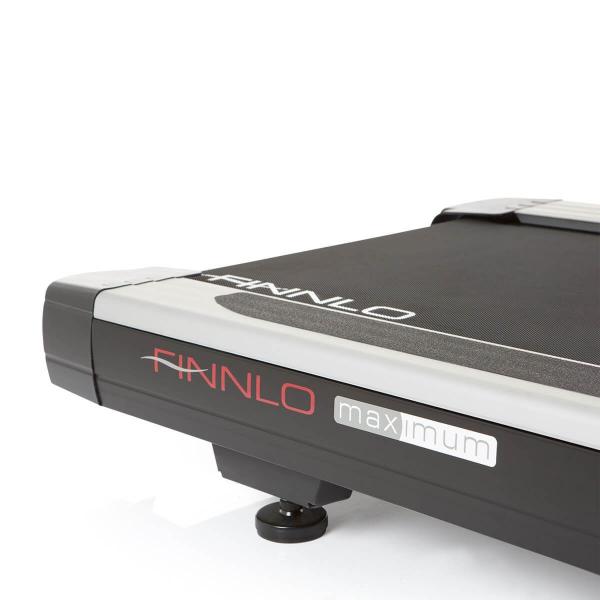 Běžecký pás FINNLO Maximum TR 8000 vyrovnávače nerovnosti