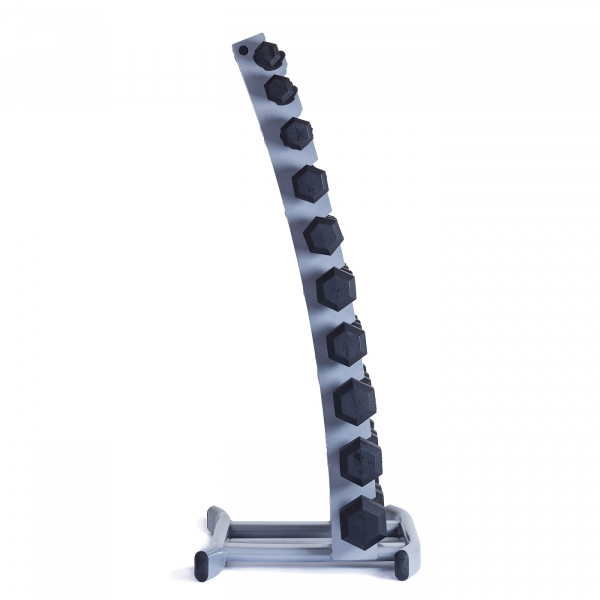 TRINFIT Dumbbell Rack Tower FK01 bok