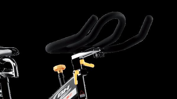 Cyklotrenažér BH Fitness DUKE - detail