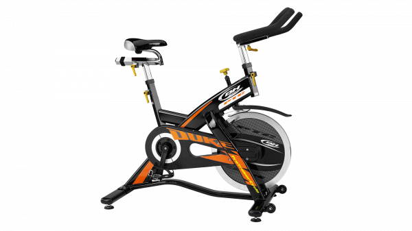 Cyklotrenažér BH Fitness DUKE - pohled