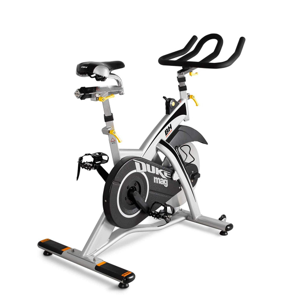 Cyklotrenažér BH Fitness DUKE MAG - pohled2