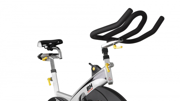 Cyklotrenažér BH Fitness DUKE MAG - detail