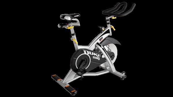 Cyklotrenažér BH Fitness DUKE MAG - pohled 1
